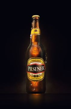 Ad prints for PIlsener