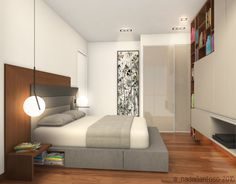Melrose - Master Bedroom by chuunin7.deviantart.com on @DeviantArt
