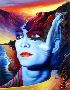 Amazing Jim Warren's Painting