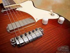 Yanuziello electric guitar