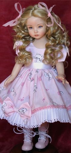 Effner Doll! So Beautiful!
