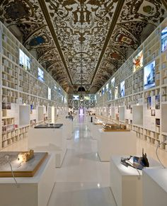 Art Galleries Jury and Popular Choice Winner: DOMUSae, Spaces for Culture by APARICIO + DONAIRE in Madrid, Spain