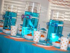 shark party ideas!