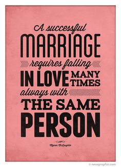 Love quote poster Falling in love with the same by NeueGraphic