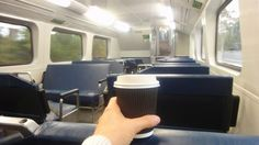 Have the train to myself