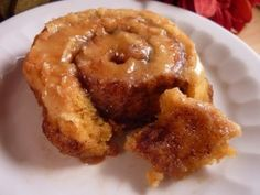 Gluten Free Dairy Free Pumpkin Cinnamon Rolls | OAMC from Once A Month Meals.  MUST HAVE IMMEDIATELY.