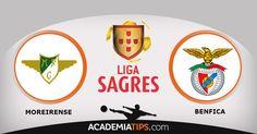 Aposta Ganha - Moreirense vs Benfica: O Moreirense, recebe o líder Benfica num jogo a contar para a 22ª jornada do principal escalão do futebol português. http://academiadetips.com/equipa/aposta-ganha-moreirense-vs-benfica-liga-nos/