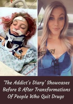 """Kevin Alter created """"The Addict's Diary"""" so that people would have a place online to share their failures, successes, and lessons they have learned throughout their path to recovery from addiction. #AddictsDiary'#Transformations #Drugs"""
