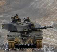 FV4034  Challenger 2  British  Main Battle Tank from the Royal Dragoon Guards
