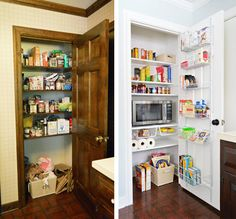 kitchen before and after diy - Google Search