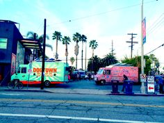 best of L.A. food trucks round-up...just in time for Abbot Kinney's monthly #FirstFridays