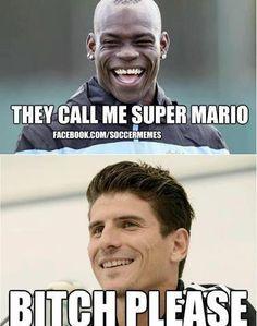 "Euro 2012: Mario Gomez Is Euro 2012's ""Super Mario"" (MEME) | FanFeedr HotTakes"