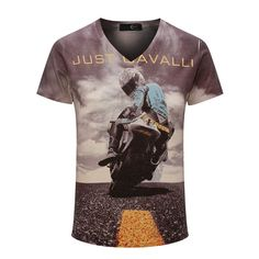 New Design Top Fashion Motorcycle Luxury Retro Trend T-Shirt Tops Type:Tees Item Type:Tops Pattern Type:Print Sleeve Style:Regular sleeve Style:Novelty Fabric Type:Batik Material:Cotton,Lycra Collar:V-Neck Sleeve Length:Short New Design Top Fashion Motorcycle Luxury Retro Trend T-Shirt