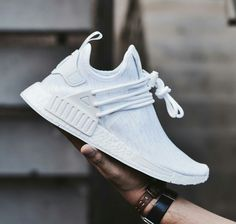727d6eda1da9c customized Adidas NMD Adidas Shoes White