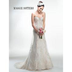 Maggie Sottero Bethany 4MC025- [Maggie Sottero Bethany] -  Buy a Maggie Sottero Wedding Dress from Bridal Closet in Draper, Utah