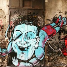 naples street art || Read my blogpost here: http://www.blocal-travel.com/italy/weekend-in-campania/