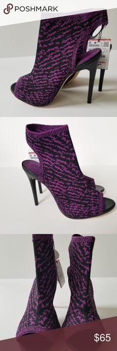 45184307aff3 Zara Heels Brand New W/tags Zara heels. Definitely a staple in your closet