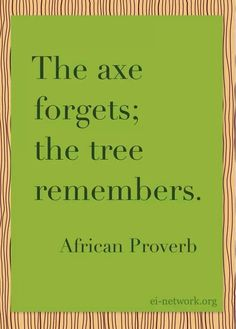 ...and the tree will never be the same again. -sjsm