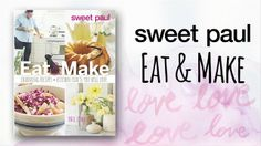 """Sweet Paul Book Trailer! -- It began as a little blog highlighting the recipes and crafts of the Norwegian-born food and prop stylist Paul Lowe. Six years later, Sweet Paul is an online magazine followed by millions and a print quarterly sold nationwide in specialty stores. Praised by the New York Times as """" a trove of seasonal delights,"""" it is turning heads with its easy, elegant food and style-setting aesthetic."""