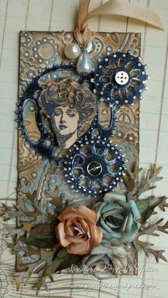 Inspired by Tim Holtz