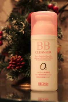 Очищающее средство для лица Bubble BB Cleanser от Skin79 #face