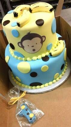 most adorable cake i've ever seen