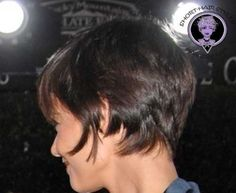 10 Katie Holmes Pixie Cut | The Best Short Hairstyles for Women 2015