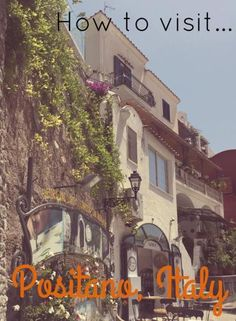 Have you ever wanted to visit #positano ? Why not check out this post!   #travel #italy #holidays #adventure #wanderlust