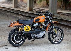 1999 Harley Davidson Sportster 1200 scrambler