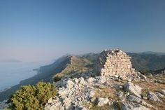 Via Dinarica route door de westelijke Balkanlanden Slovenië, Kroatië, Bosnië-Herzegovina, Montenegro, Albanië, Servië, Kosovo en Macedonië