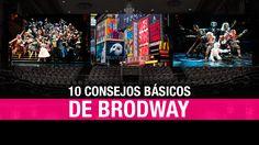 10 consejos básicos de Broadway para principiantes