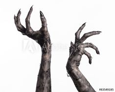 Zombie Hand stock photos and royalty-free images, vectors and illustrations Drawing Dead, Creepy Hand, Dead Hand, The Revenant, Drawing Reference, The Walking Dead, Royalty Free Images, Hand Tattoos, Moose Art