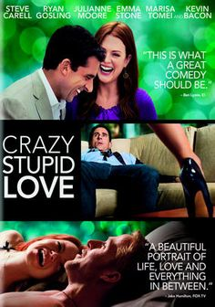 crazy stupid love- the first date night movie for me boyfriend and we still have movie date nights a year later <3