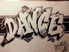 Dance In Graffiti Writing Dance Graffiti Art Boys Bedroom Pinterest Graffiti Graffiti