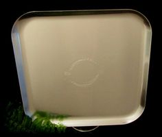 Art Deco Kensington Ware Laurel Leaf Serving Tray by NoonDayLily, $20.00