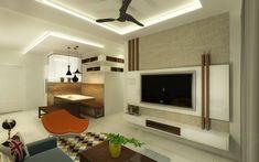 Living Room 1 by Bren'terior