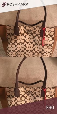 6b7e38d78217cf Shop Women's Coach size OS Totes at a discounted price at Poshmark.  Description: Very nice tote bag that is USED.