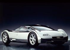 1991 Audi Avus quattro Concept – Галерея