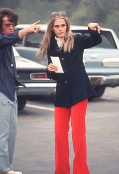 Michael Cole and Peggy Lipton of the Mod Squad                                                                                                                                                      More