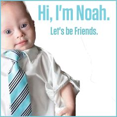 noahsdad.com check it out. Noah's journey is an amazing one.