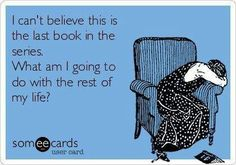 Me after finishing Reckless (Thoughtless series).