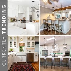 Cool monochromatic palettes are gracing spaces everywhere! Is this soothing trend appealing to you? You definitely don't want to miss today's inspirational blog! #waypointlivingspaces #kitchencabinets #kitchenremodel #designinsights #kitchendesign #kitcheninspiration #kitchenrenovation #kitchenstyle #monochromaticspaces @karrbick_design @ekbkitchens @creeksidecabinetsnb @kitchendoctorsva Interior Design Tips, Interior Design Inspiration, Painted Brick Backsplash, Linen Cabinets, Classic White Kitchen, Cabinet Companies, Wood Beams, Painting Cabinets, Kitchen Remodel