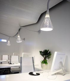 Office Lighting Design — A major concern in the dental office design is to ensure that lighting is adequate, especially in operating rooms.