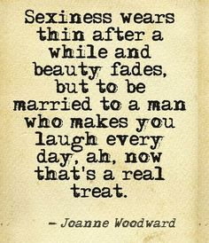 ❤true, however she was married to Paul Newman who never lost his sexiness or beauty