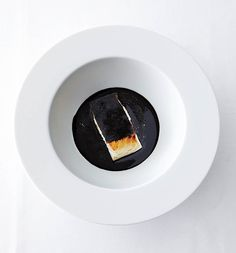 PAINT IT BLACK | Bottura's 'Black on Black' dish is an homage to Thelonious Monk:...