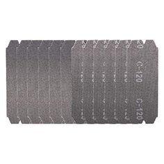 Drywall Sanding Screen 4 3//16in.x 11 1//4 in.220 Grit 12pcs