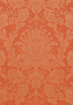 MUMFORD, Pearl on Rust, T7667, Collection Damask Resource 3 from Thibaut