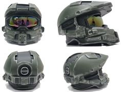 Xcoser Costumes Halo 5 helmet from http://www.x-cosplay.com