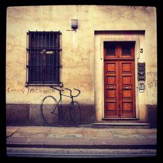 Seconda pagina - bici da muro