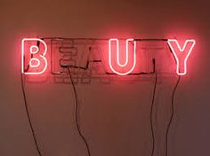 Joseph Kosuth- I like this piece and think the idea of using neon lights to present a phrase, word or piece of text could work well in my museum. Joseph Kosuth, Poesia Visual, Grunge, Robert Rauschenberg, Neon Purple, Dark Purple, Purple Art, Light Purple, Dark Red